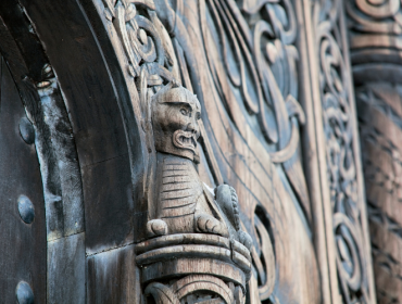 Statue de Fenrir